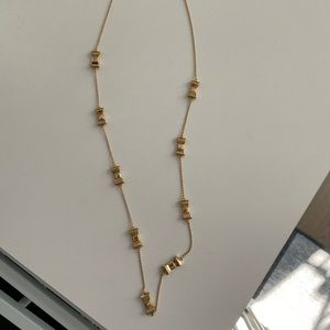 Brand new Kate Spade Bow necklace